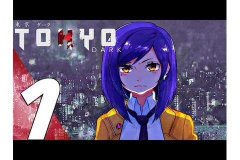 Tokyo Dark - Gameplay Walkthrough Part 1 - Prologue (New ...