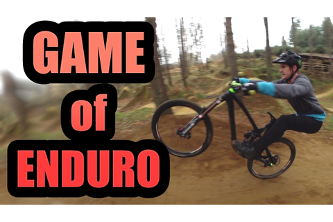 GAME of ENDURO - YouTube