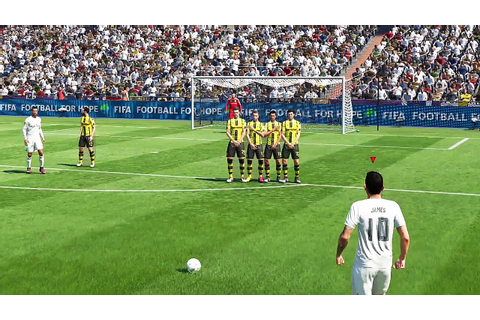 FIFA 17 - New Gameplay Features Trailer - YouTube
