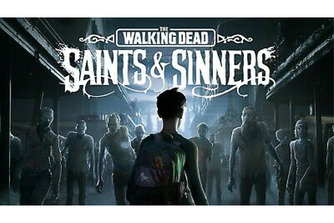The Walking Dead Saints & Sinners VR Game - Region Free ...