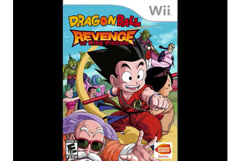 Dragon Ball: Revenge of King Piccolo (2009) (Wii Game ...
