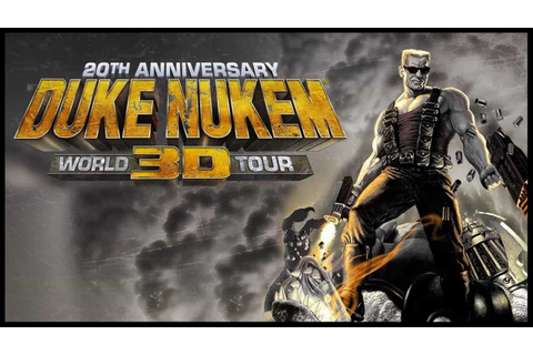 Game Review: Duke Nukem 3D: 20th Anniversary World Tour ...