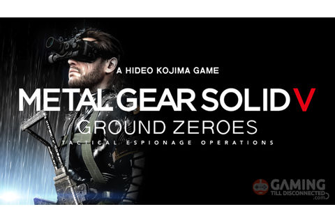 Metal Gear Solid V: Ground Zeroes Download Full Game ...