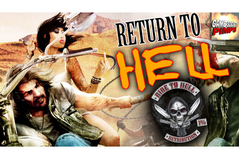 Ride to Hell Retribution | Game Society Pimps Wiki ...