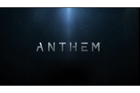 BioWare's New Game Anthem Gets Explosive Gameplay Reveal ...