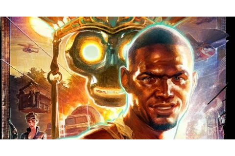 PC GAMES: Marlow Briggs and The Mask of Death