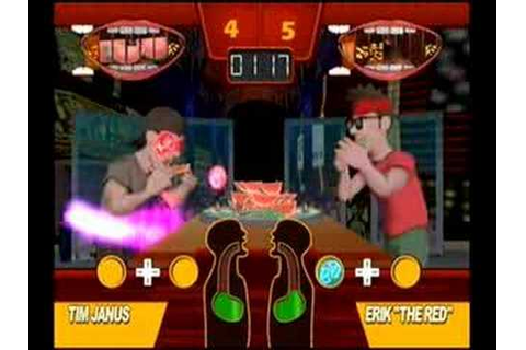 Major League Eating: The Game - WiiWare World - YouTube