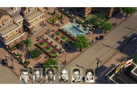 Omerta: City of Gangsters immer aktuell