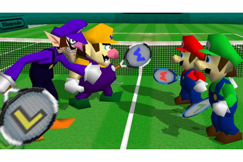 Mario Tennis might be Nintendo's best sports game