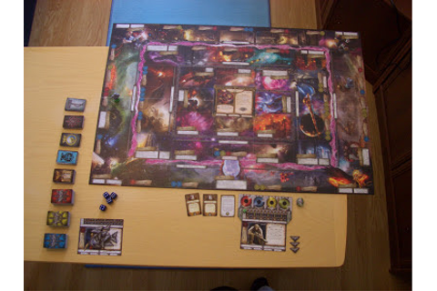 Board Games for One: Relic