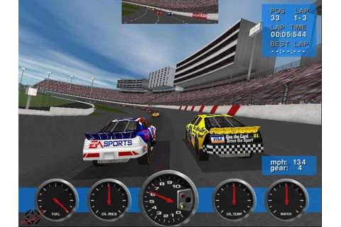 NASCAR Revolution Screenshots, Pictures, Wallpapers - PC - IGN