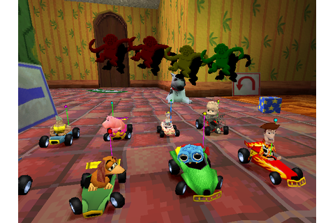 Disney•Pixar Toy Story Racer Screenshots for PlayStation ...