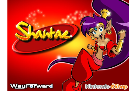 Shantae Virtual Console Trailer - YouTube