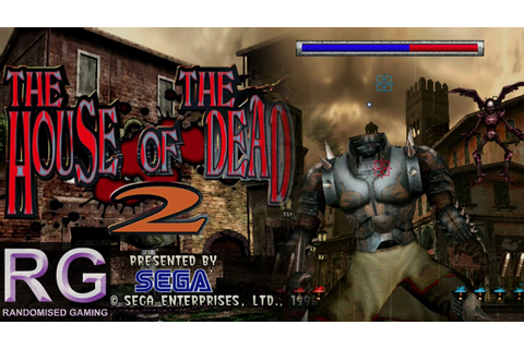 The House of the Dead 2 - Sega Dreamcast - Arcade ...