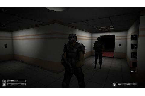 Another Screenshot of the MTF Units walking image - SCP ...