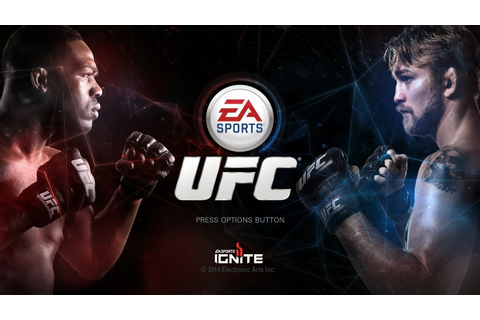 EA Sports UFC (Video Game Review) - BioGamer Girl