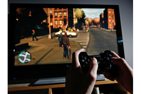 Study finds that violent video games may be linked to ...