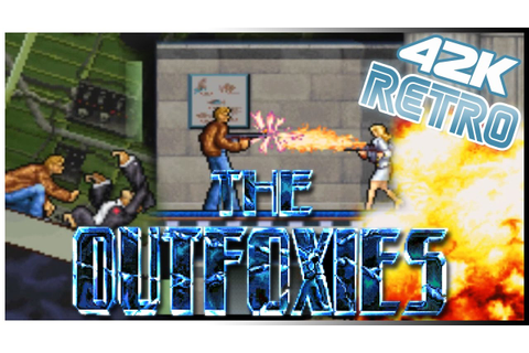 The Outfoxies (Arcade) The Ultimate Assassin Game!! - YouTube