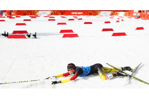 Leman crashes out of ski cross final, misses Olympic ...