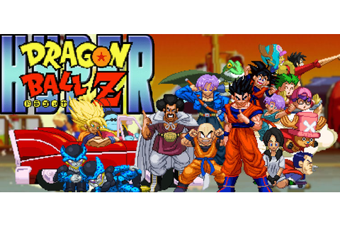 Hyper Dragon Ball Z 4.2B - Download - DBZGames.org