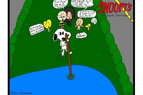 Snoopy's Silly Sports Spectacular - NES Review (1990 ...