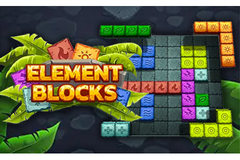 Element Blocks - Puzzle Games - Games XL .com