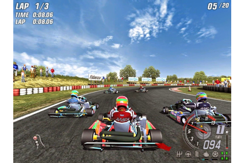 TOCA Race Driver 3 Full Version ~ PCGamesMACOS