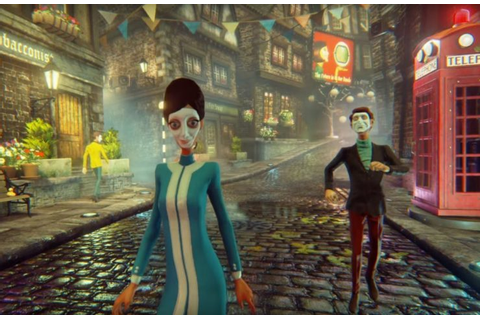 Prepared to be creeped out playing We Happy Few for Xbox ...
