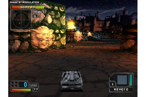 Twisted Metal 4 (USA) PSX / Sony PlayStation ROM & ISO ...