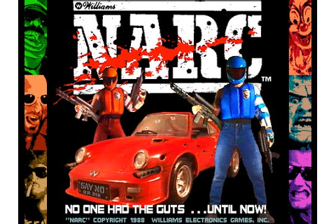 NARC (Arcade) - YouTube
