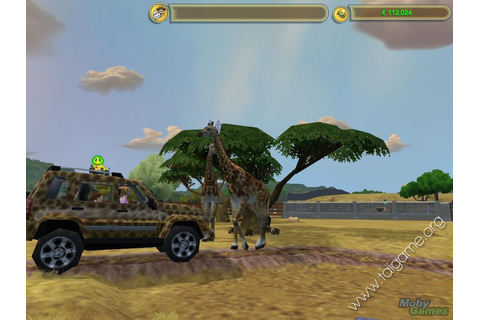 Zoo Tycoon 2: African Adventure - Download Free Full Games ...
