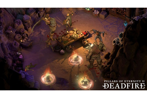 Pillars of Eternity II: Deadfire Overview | OnRPG