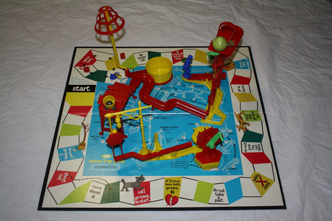 Mouse Trap Game by Ideal (c.1963) | Collectors Weekly