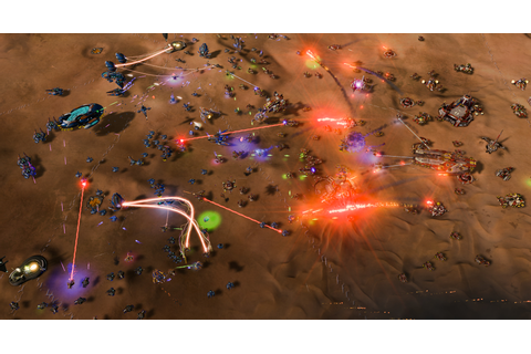 Legacy Review: Ashes of the Singularity: Escalation ...
