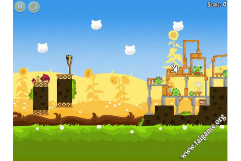 Angry Birds Seasons - Download Free Full Games | Brain ...