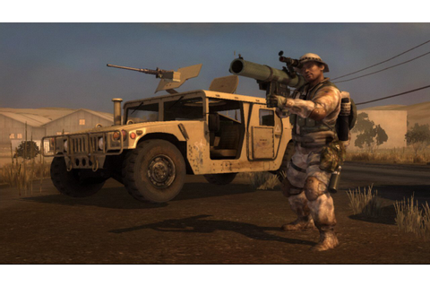 Metal Island from Battlefield 2: Modern Combat - Level-up ...