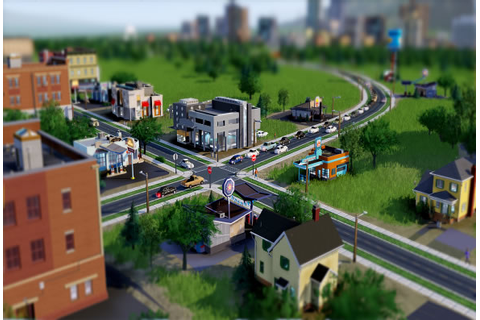 Preview - Sim City (PC) - Game Side Story