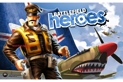 Top Full Pc Games And Software: Battlefield Heroes Game Pc