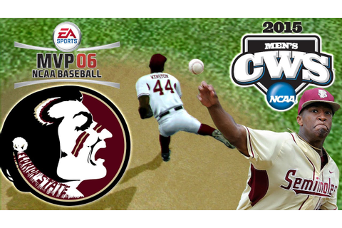EA Sports MVP 06 NCAA Baseball HD - ACC Championship ...