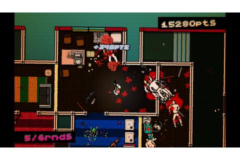 Knock Knock – A Hotline Miami Retrospective | Blue Volt Blog