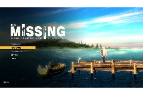 The MISSING: J.J. Macfield and the Island of Memories - 45 ...