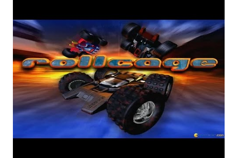 Rollcage gameplay (PC Game, 1999) - YouTube
