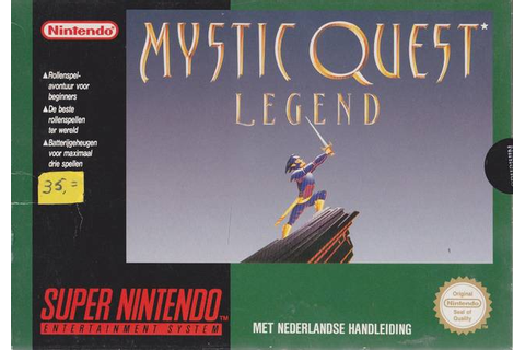 Mystic Quest Legend (France) SNES ROM - NiceROM.com ...