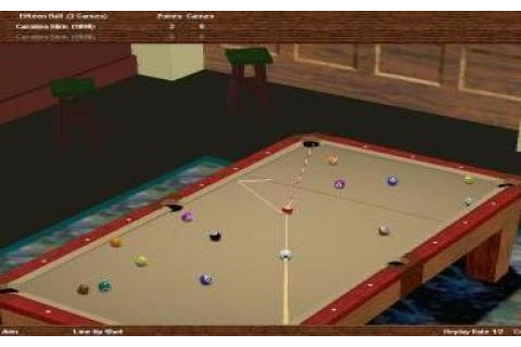Virtual Pool Hall download PC