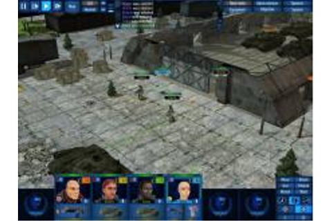 UFO: Aftershock Download (2005 Role playing Game)