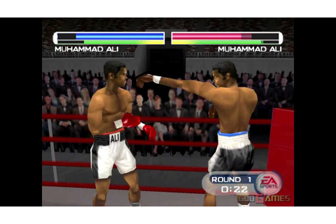 Knockout Kings 2001 - Gameplay PSX (PS One) HD 720P ...