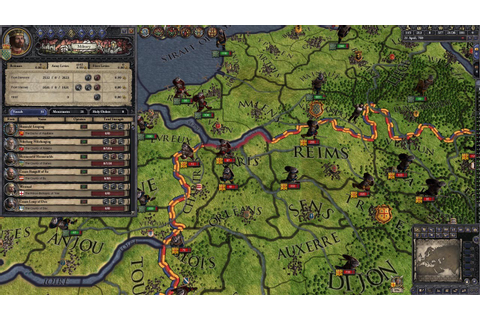 Crusader Kings II: Charlemagne [Steam CD Key] for PC, Mac ...