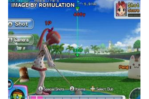 Super Swing Golf - Season 2 (USA) Nintendo Wii ISO ...