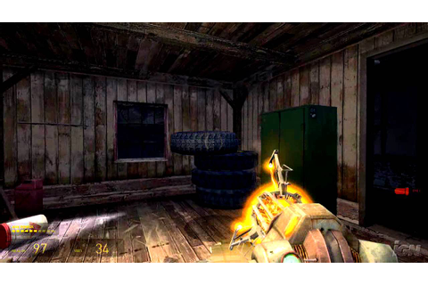 Half-Life 2: Episode Two PC Games Gameplay - Gameplay 5 ...