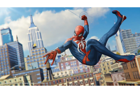 'Marvel's Spider-Man' review: A Bite Of Superhero ...